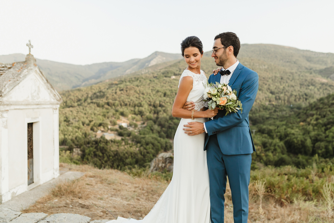 Epic Fashion Filled Wedding Weekend in Corsica | Magdalena Studios 56