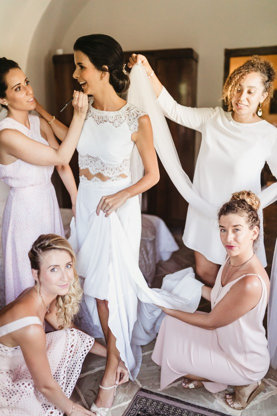 Epic Fashion Filled Wedding Weekend in Corsica | Magdalena Studios 8