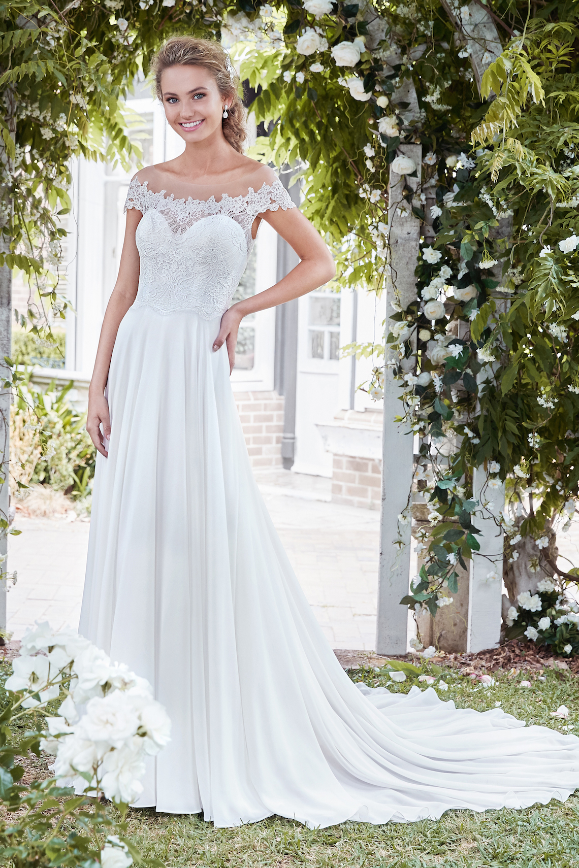 Most Loved Rebecca Ingram Wedding Dresses On Pinterest | Beatrice 1