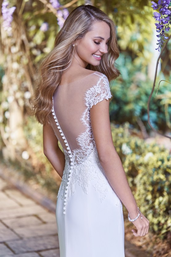 Most Loved Rebecca Ingram Wedding Dresses On Pinterest | Naomi 1