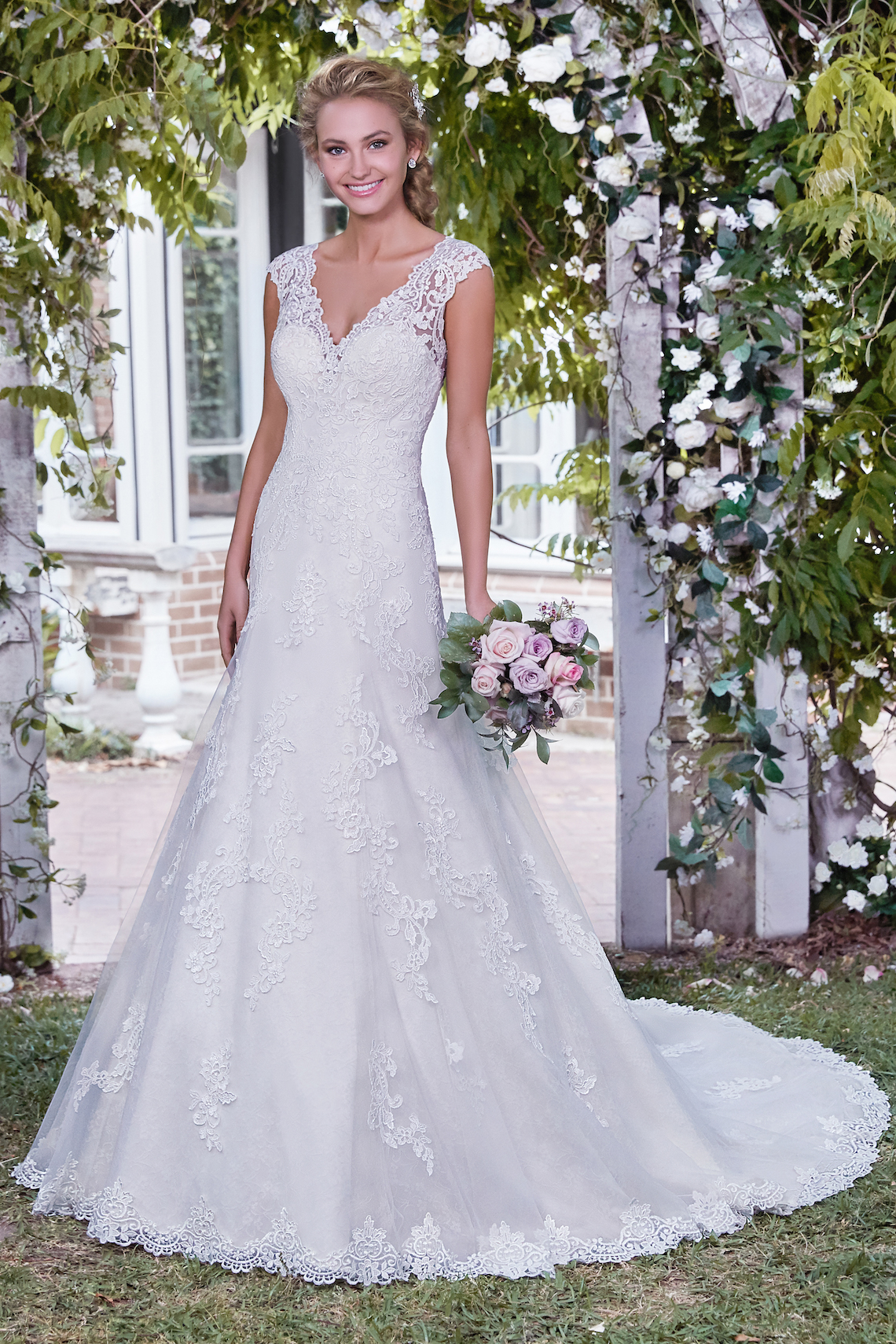 Most Loved Rebecca Ingram Wedding Dresses On Pinterest | Patricia