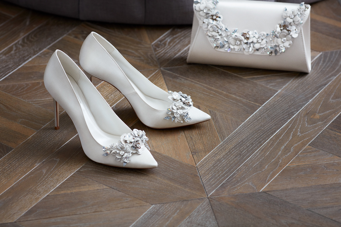 The Customizable (& Comfortable) Wedding Shoe Collection From Dune 5