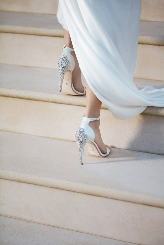 The Customizable (& Comfortable) Wedding Shoe Collection From Dune 9
