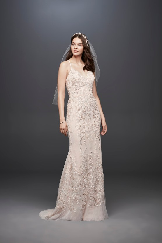The Romantic Melissa Sweet Wedding Dress Collection From David's Bridal 1