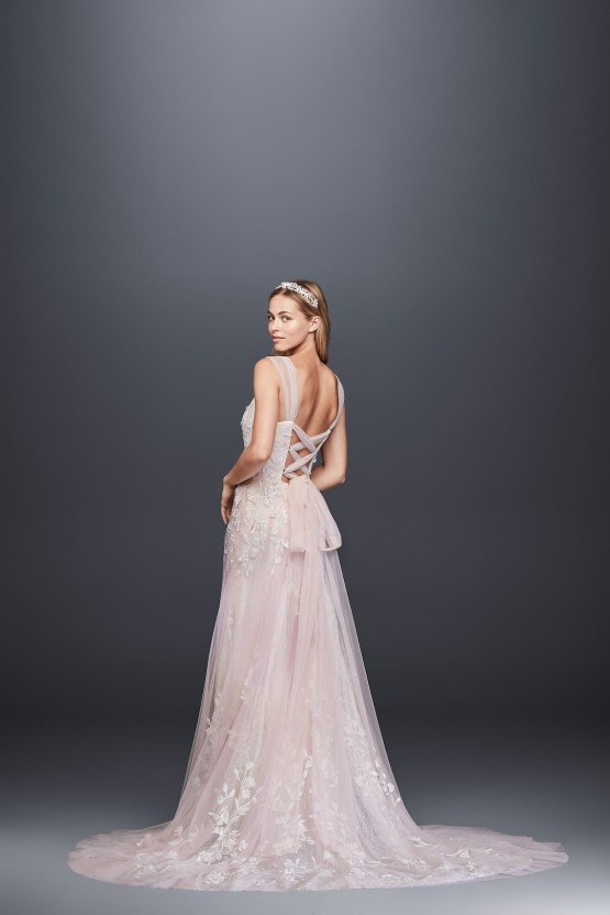 The Romantic Melissa Sweet Wedding Dress Collection From David's Bridal 12