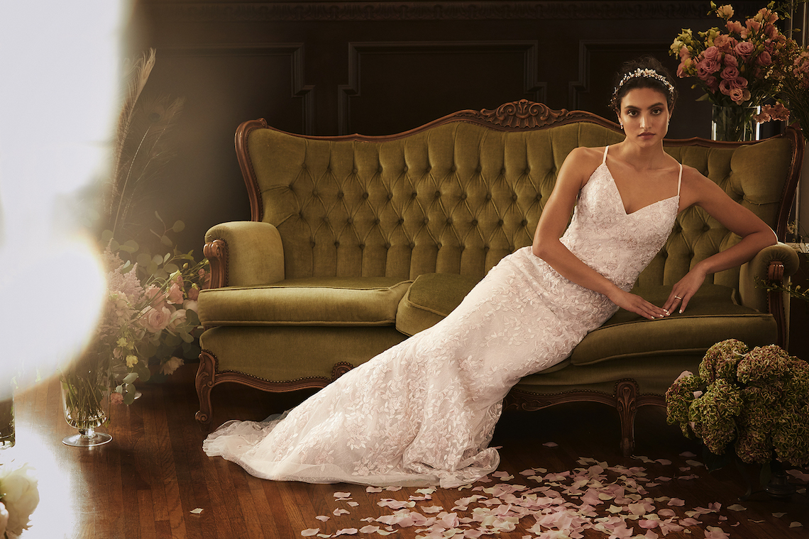The Romantic Melissa Sweet Wedding Dress Collection From David's Bridal 18