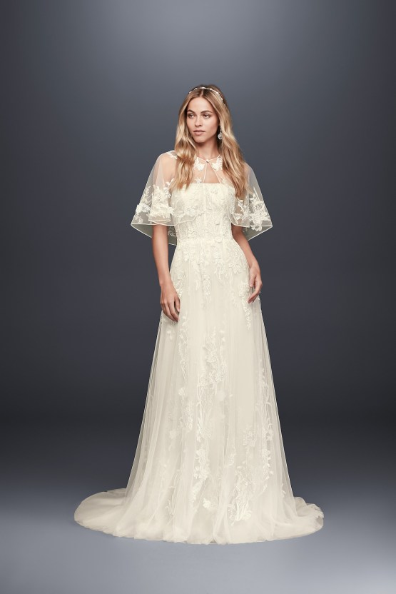 The Romantic Melissa Sweet Wedding Dress Collection From David's Bridal 4