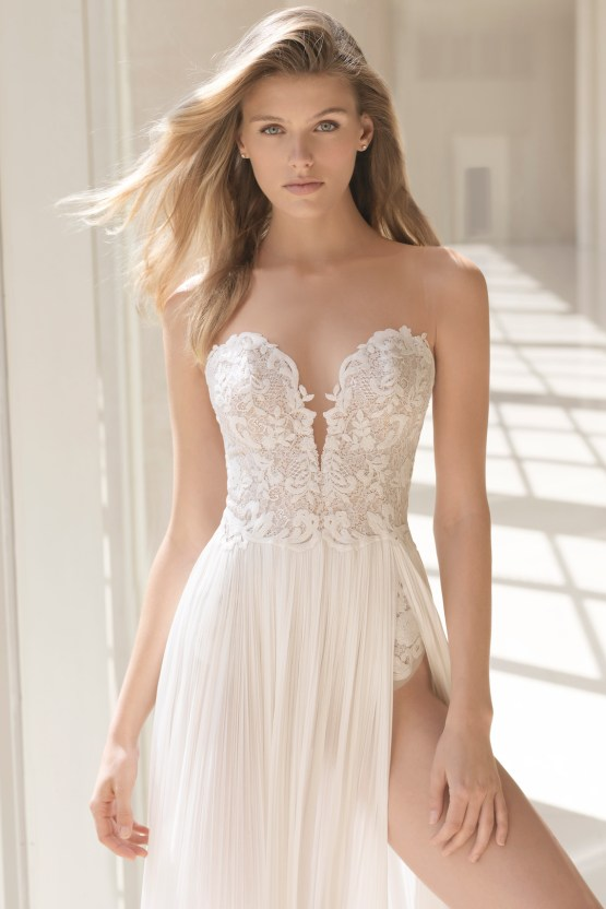 The Stunning & Sensual Rosa Clara Couture Wedding Dress Collection 13