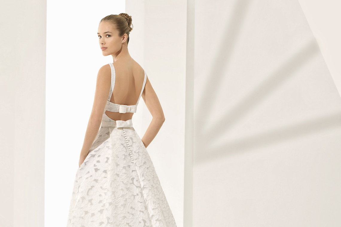 The Stunning & Sensual Rosa Clara Couture Wedding Dress Collection 4
