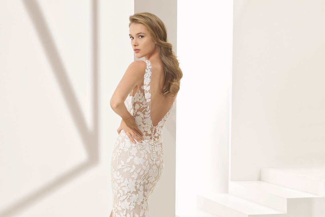 The Stunning & Sensual Rosa Clara Couture Wedding Dress Collection 9