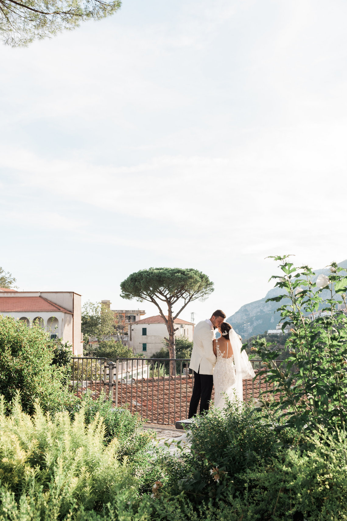 The Ultimate Dream Villa Wedding On The Amalfi Coast | Lace and Luce 23