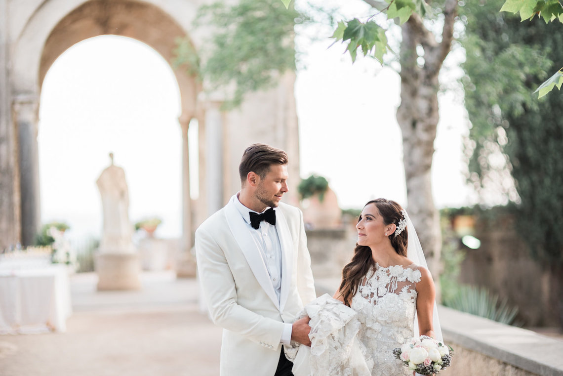 The Ultimate Dream Villa Wedding On The Amalfi Coast | Lace and Luce 24