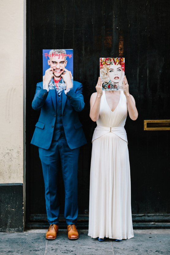 Underground Gallery Wedding In London With Cool, Flashy Signage | Studio 1208 Photography 52