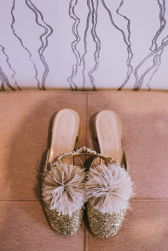 A Designer Bride's Hip Brooklyn Wedding With Tropical Vibes | KM Photo 54