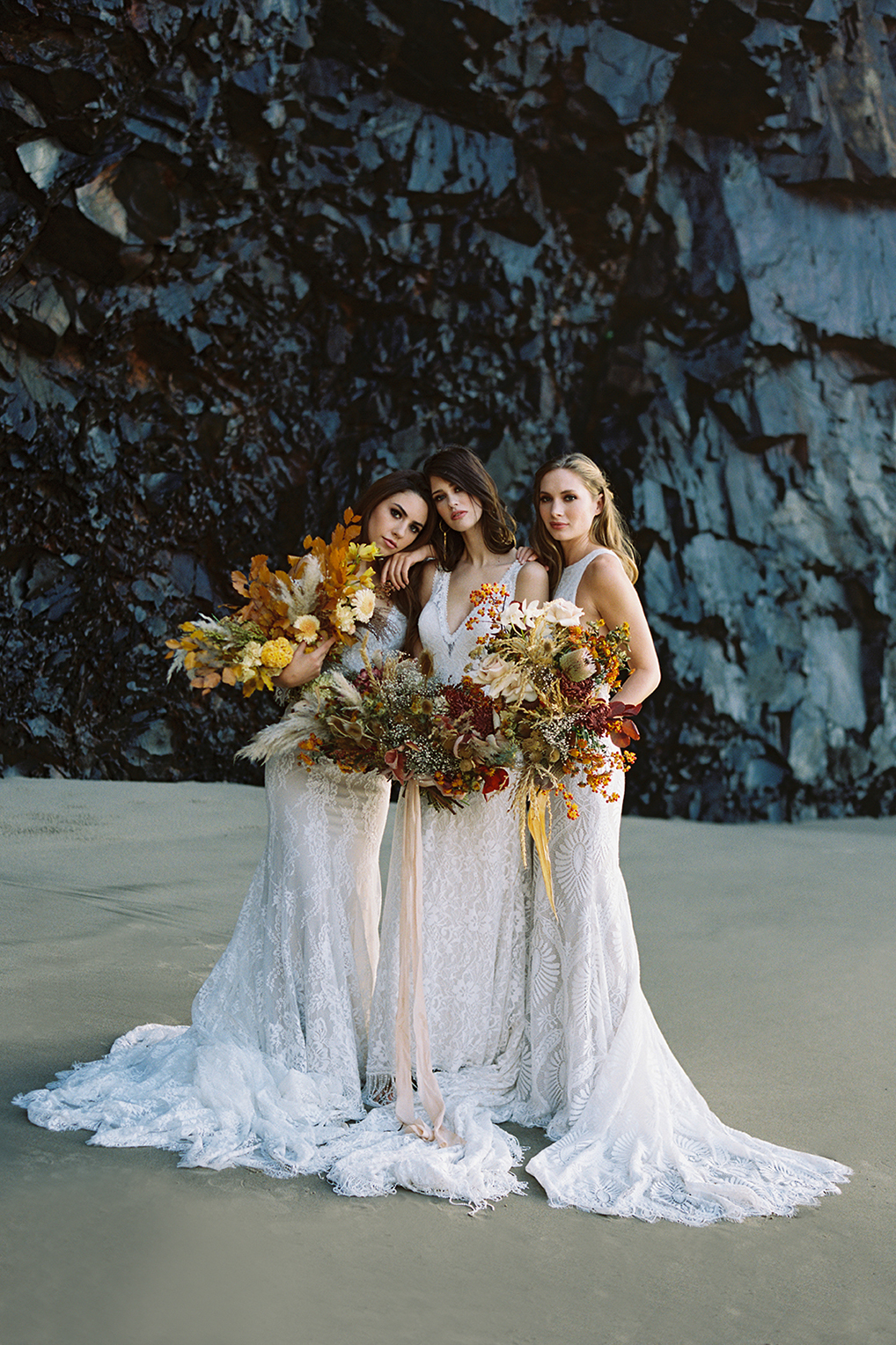 Allure Bridal's Dreamy Boho Wilderly Bride Wedding Dress Collection (And Giveaway!) | Brumwell Wells Photography 2