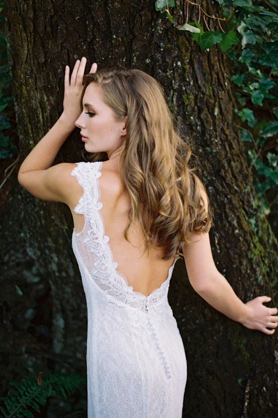 Allure Bridal's Dreamy Boho Wilderly Bride Wedding Dress Collection (And Giveaway!) | Brumwell Wells Photography | Jaylen