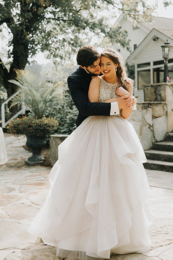 Classic Romance; A Heartfelt Wedding Filled With Red Roses | T & K Photography 37
