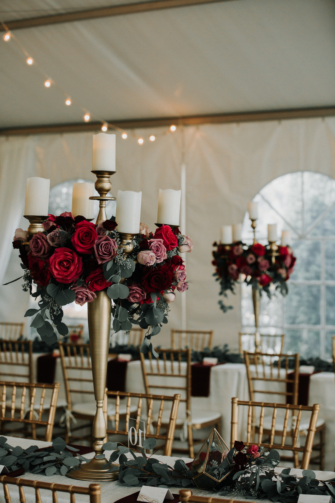 Classic Romance; A Heartfelt Wedding Filled With Red Roses | T & K Photography 70