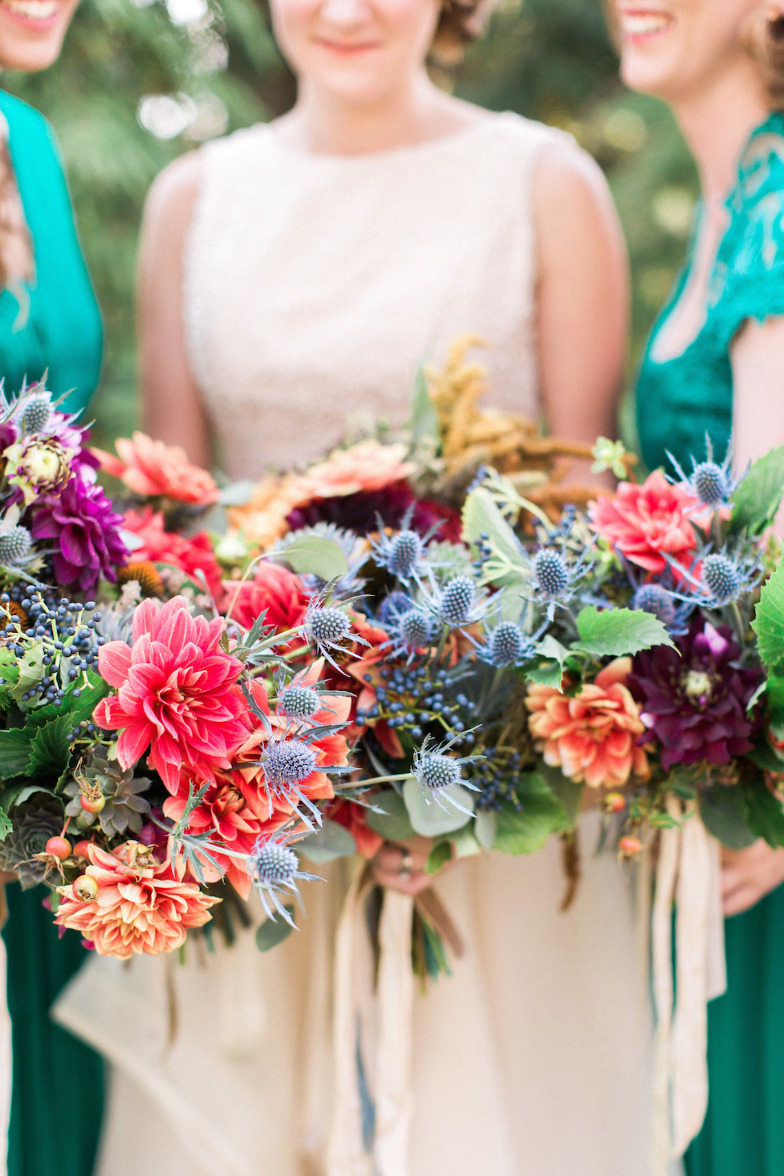 Colorful Vermont Lodge Wedding (With Sparkler Magic!) | Molly Lichten Photography 9