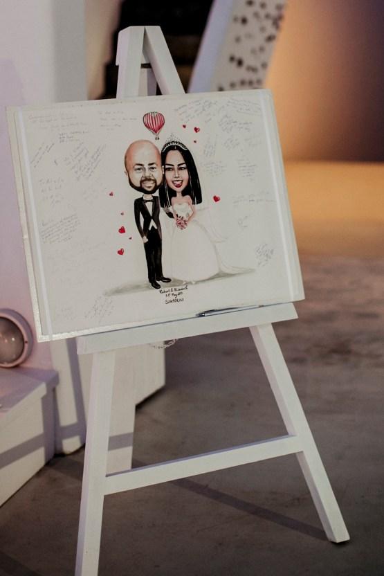 Intimate & Luxurious Cliffside Santorini Wedding | Stella and Moscha | Nikos Gogas 32