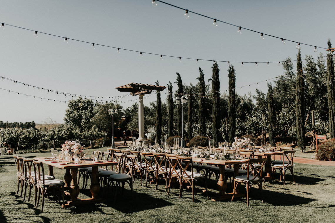 Lavish & Luxe California Winery Wedding | Amy Lynn Photography | Lyons Events 11