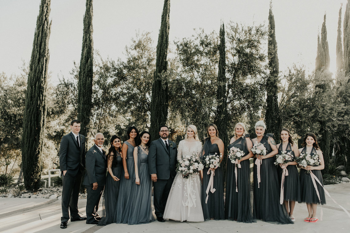 Lavish & Luxe California Winery Wedding | Amy Lynn Photography | Lyons Events 21