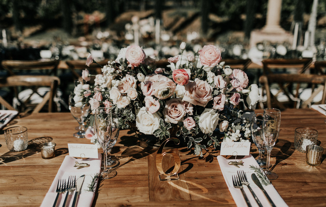 Lavish & Luxe California Winery Wedding | Amy Lynn Photography | Lyons Events 9