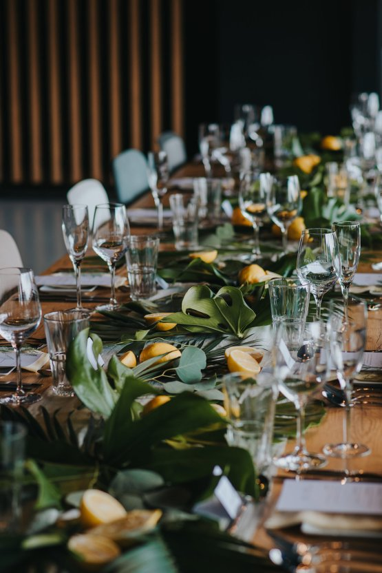 Modern Industrial London Wedding Inspiration With Succulents   Remain in the Light Photography 19