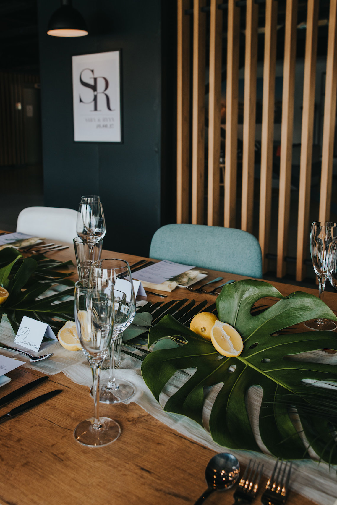 Modern Industrial London Wedding Inspiration With Succulents   Remain in the Light Photography 2