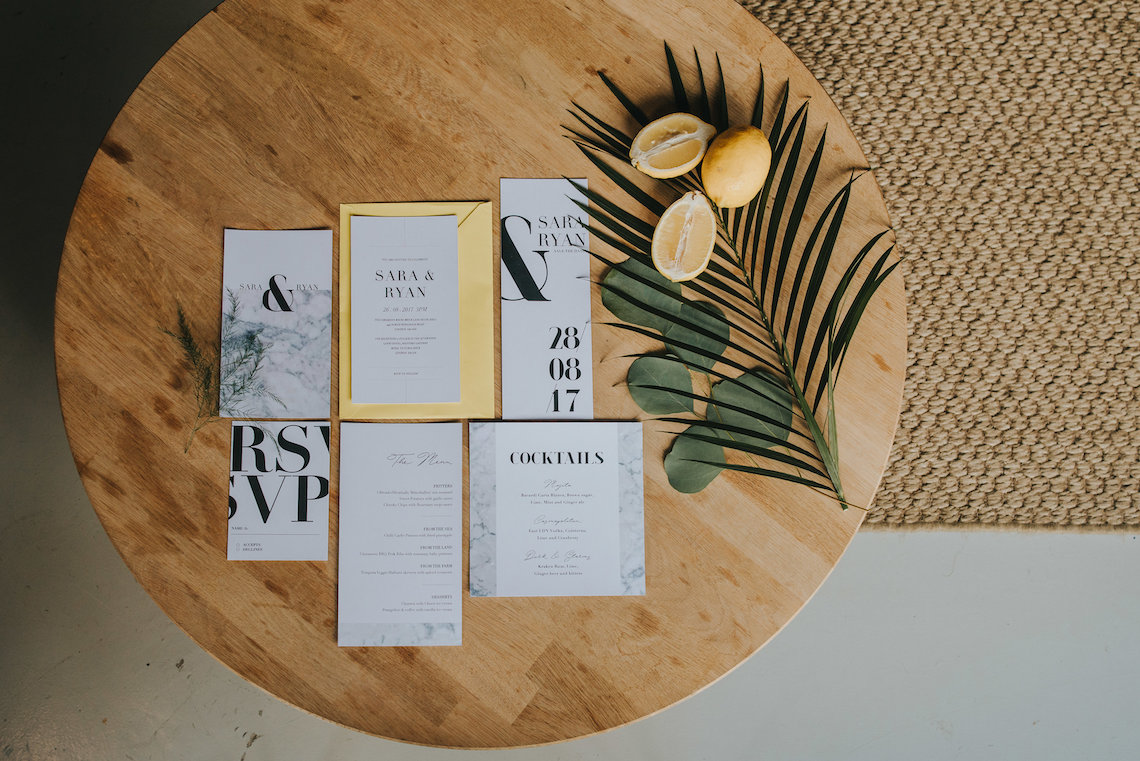 Modern Industrial London Wedding Inspiration With Succulents   Remain in the Light Photography 38