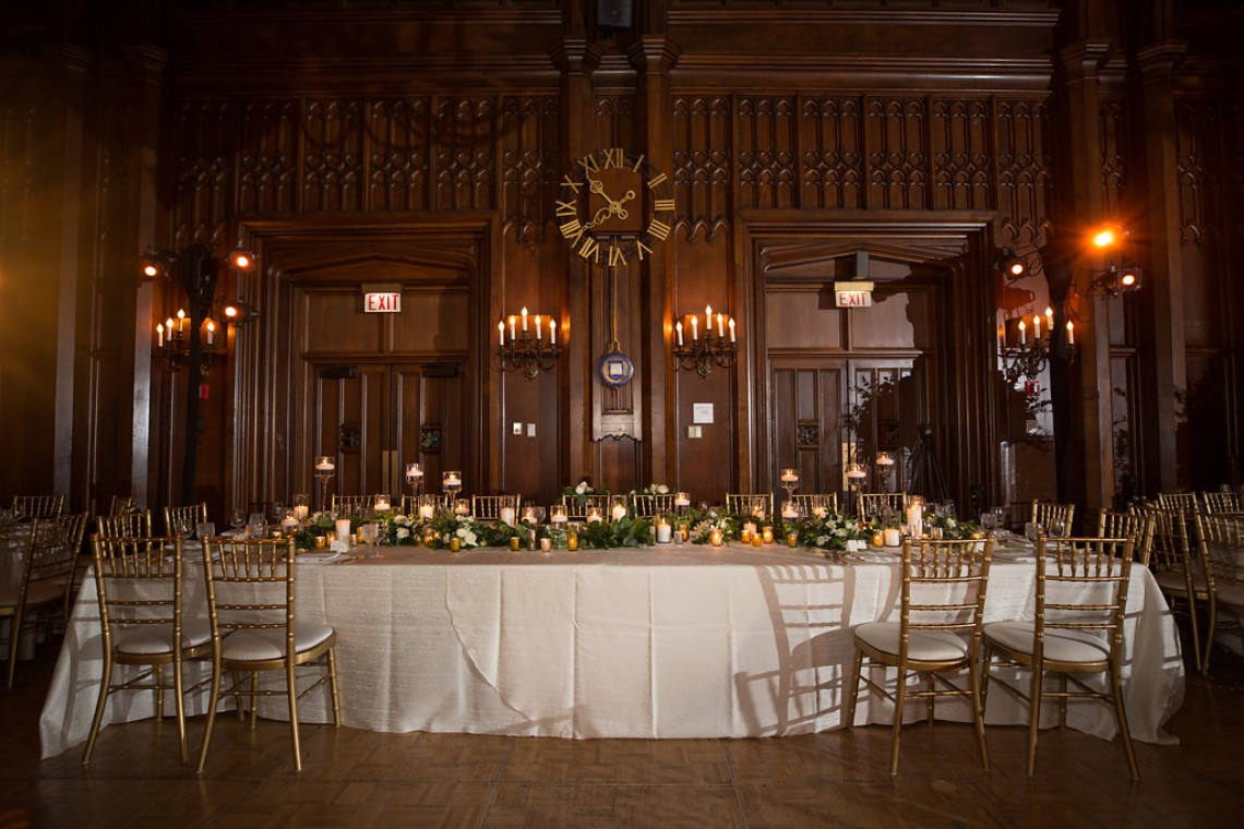 Practically Royal Luxe Chicago Cathedral Wedding | Christina G Photography | LOLA Event Productions 17