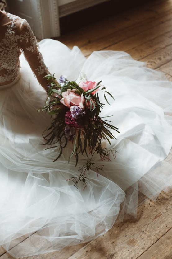 Romantic Wisteria Wedding Inspiration At Fulham Palace | Kitty Wheeler Shaw Photography 13