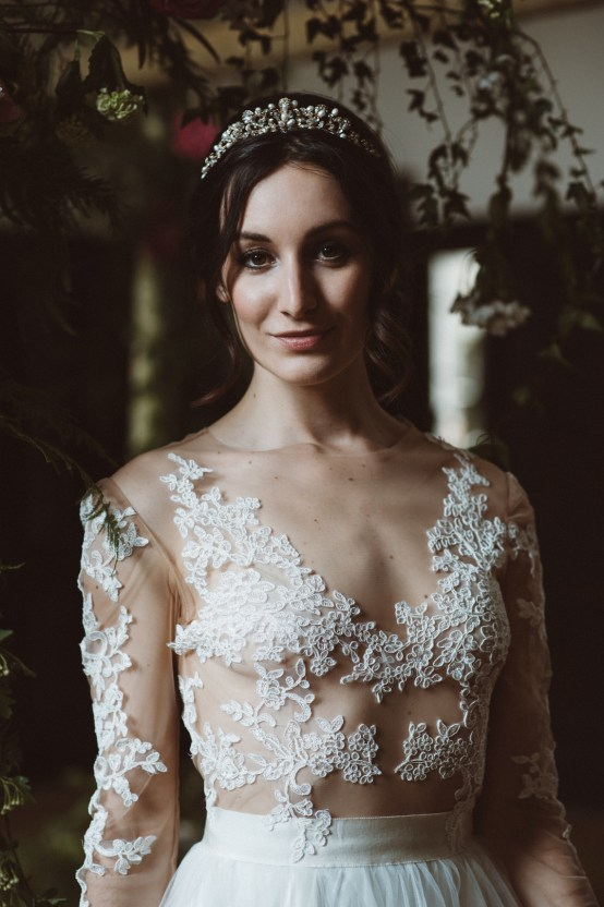 Romantic Wisteria Wedding Inspiration At Fulham Palace | Kitty Wheeler Shaw Photography 21