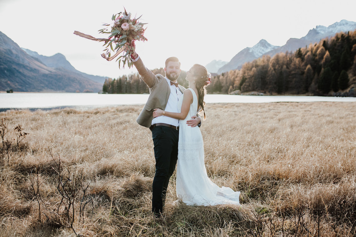 Southwestern Boho Wedding Inspiration In The Swiss Alps | Jaypeg Photogaphy 16