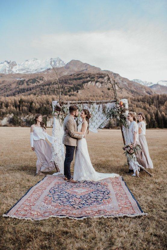 Southwestern Boho Wedding Inspiration In The Swiss Alps | Jaypeg Photogaphy 51