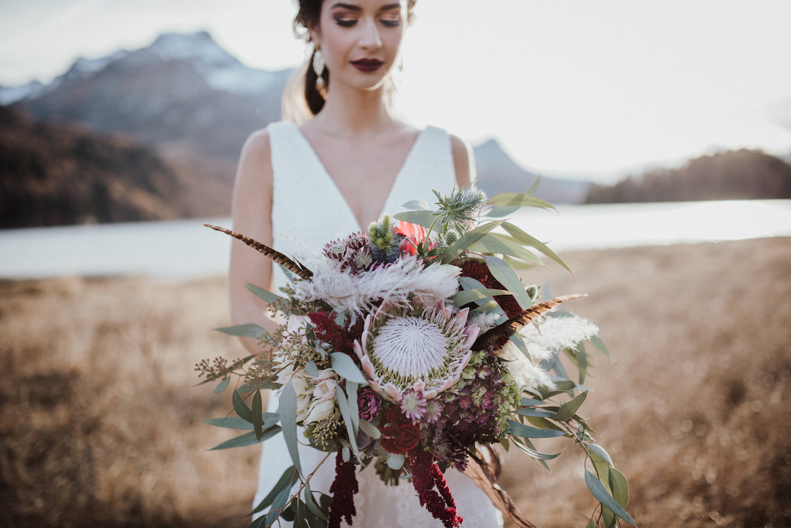 Southwestern Boho Wedding Inspiration In The Swiss Alps | Jaypeg Photogaphy 8