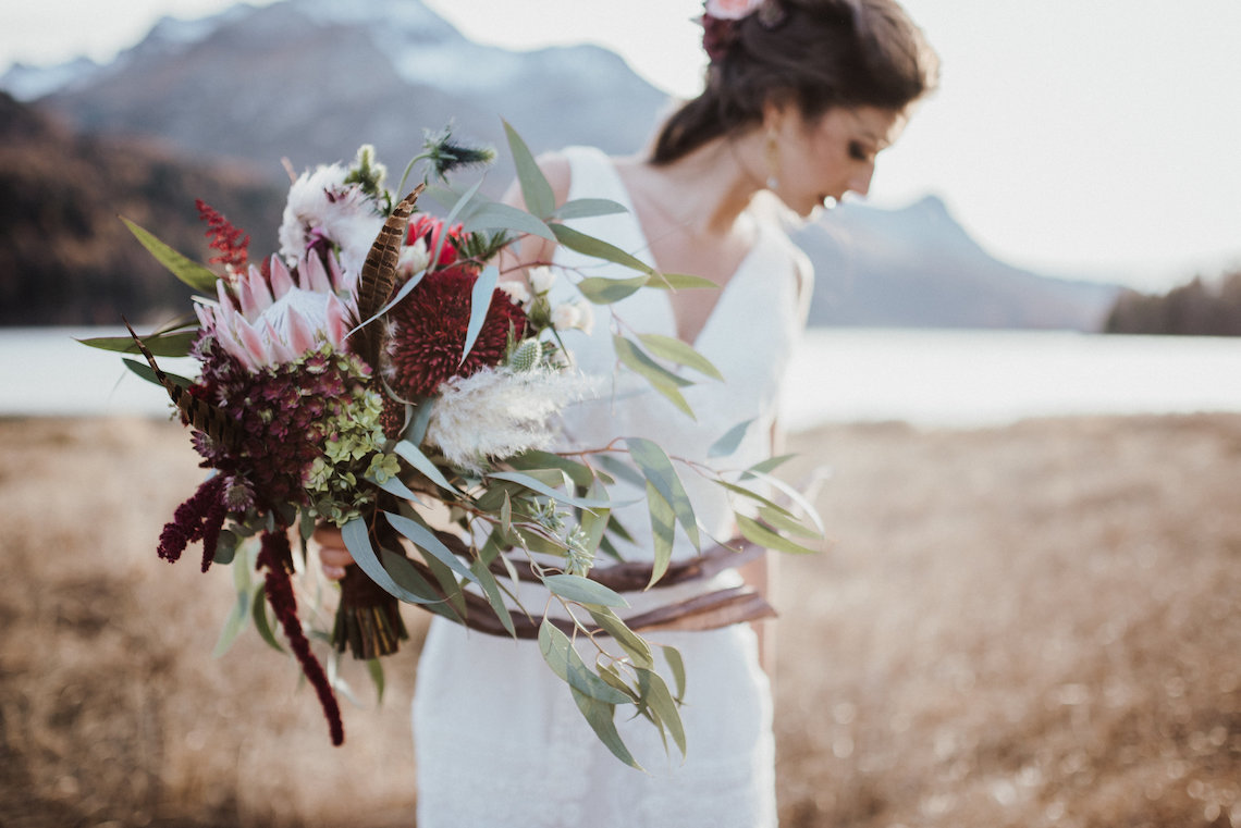Southwestern Boho Wedding Inspiration In The Swiss Alps | Jaypeg Photogaphy 9