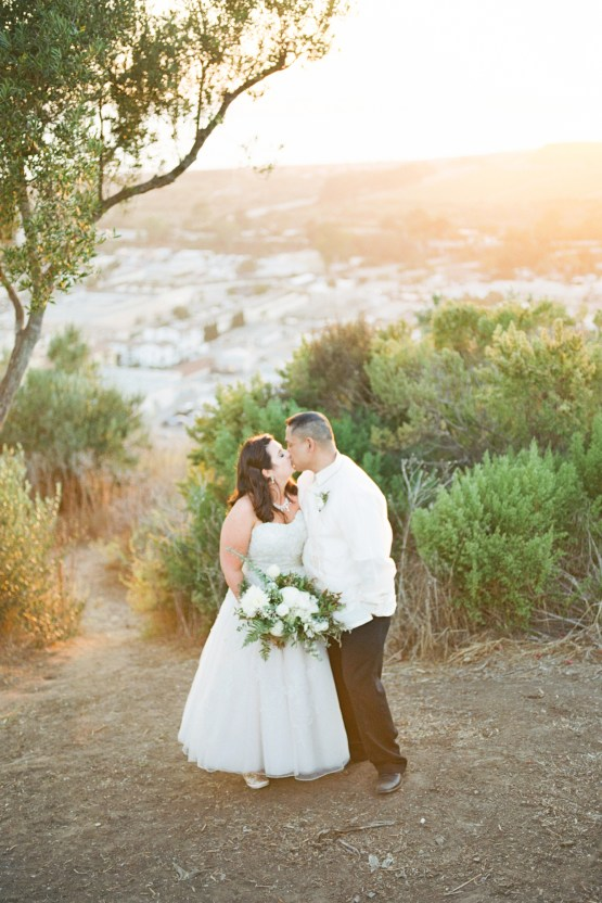 Sparkling Pink & Gold California Wedding | Haley Richter Photography 86