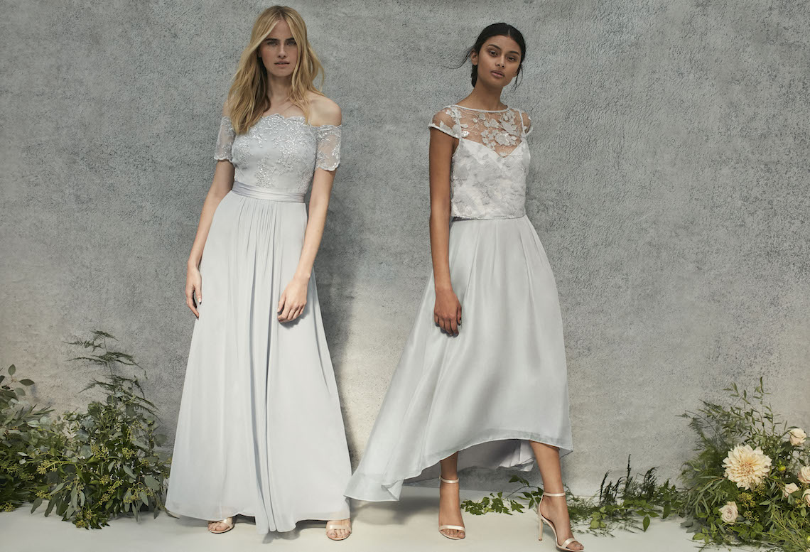 Stylish, Lace Dresses From Coast Perfect For Mix & Match Bridesmaids 17