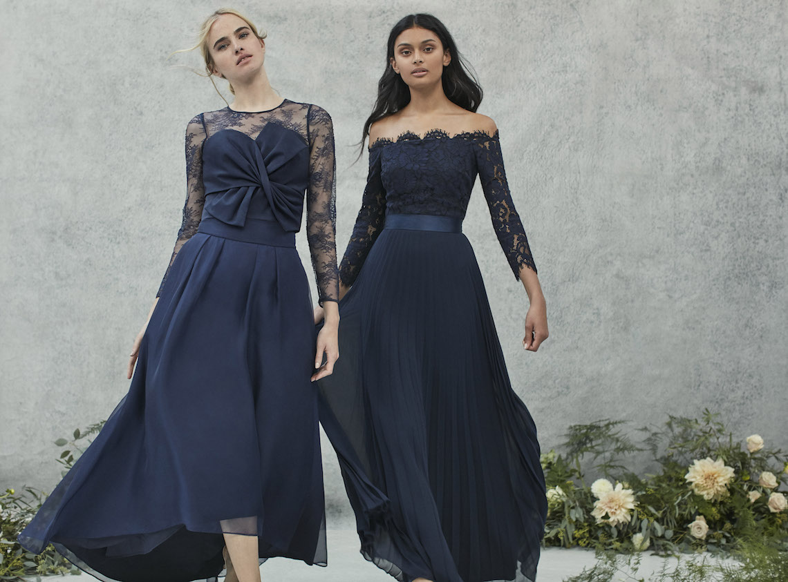 Stylish, Lace Dresses From Coast Perfect For Mix & Match Bridesmaids 19