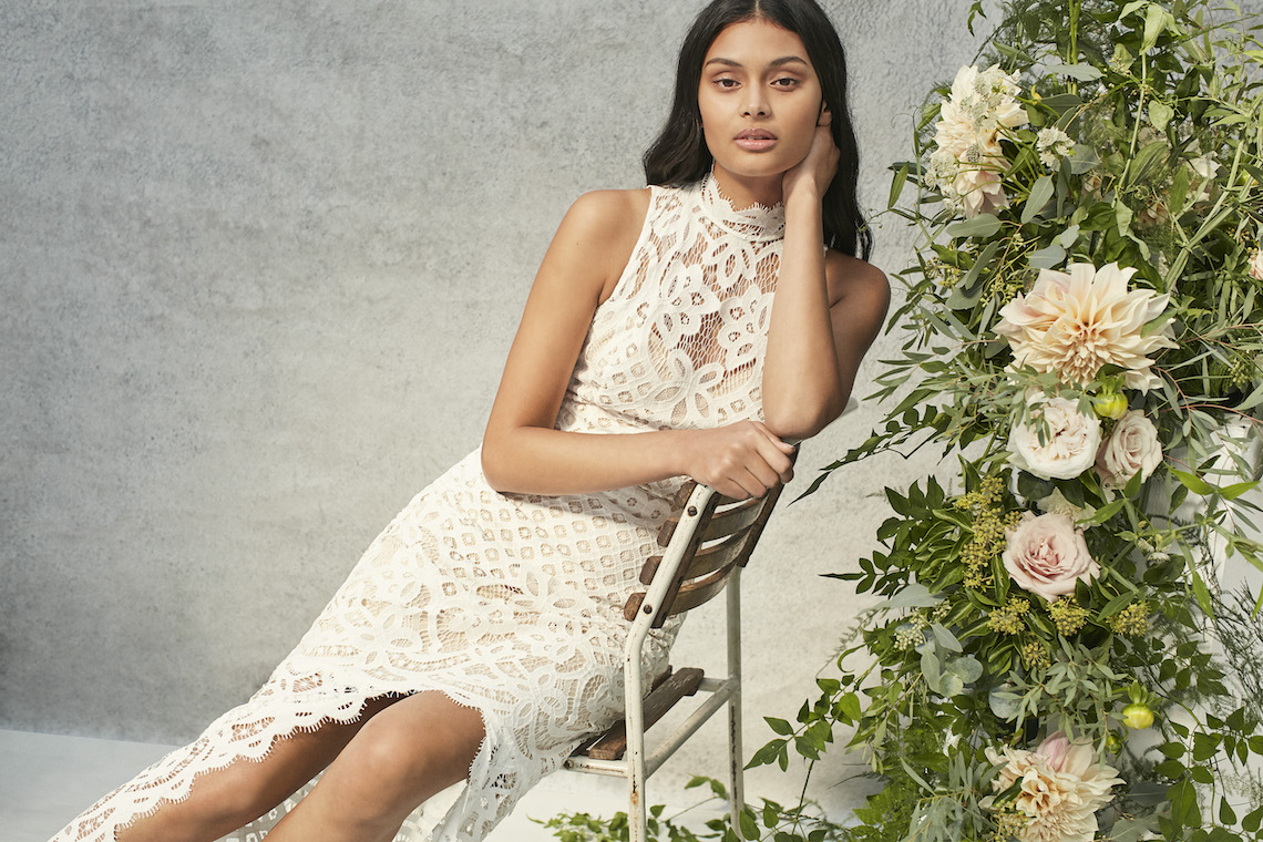 Stylish, Lace Dresses From Coast Perfect For Mix & Match Bridesmaids 7