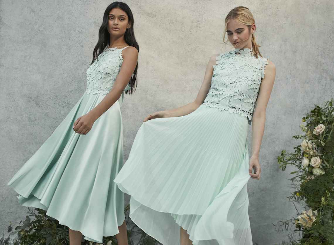 Stylish, Lace Dresses From Coast Perfect For Mix & Match Bridesmaids 8