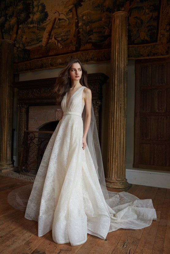 The Romantic & Luxurious Jenny Yoo Bridal Wedding Dress Collection 13