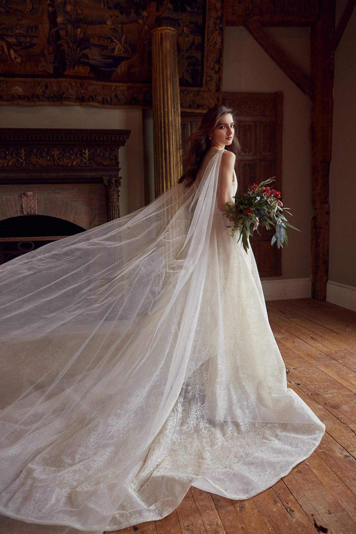 The Romantic & Luxurious Jenny Yoo Bridal Wedding Dress Collection 15