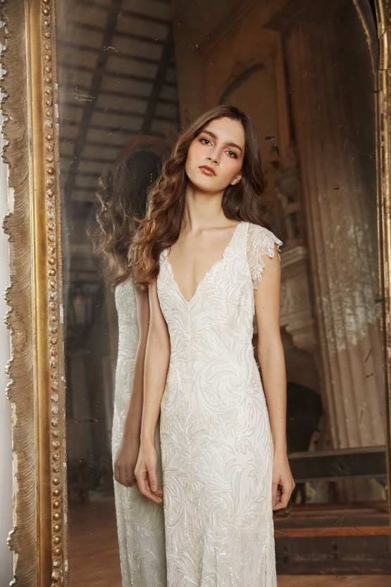 The Romantic & Luxurious Jenny Yoo Bridal Wedding Dress Collection 24