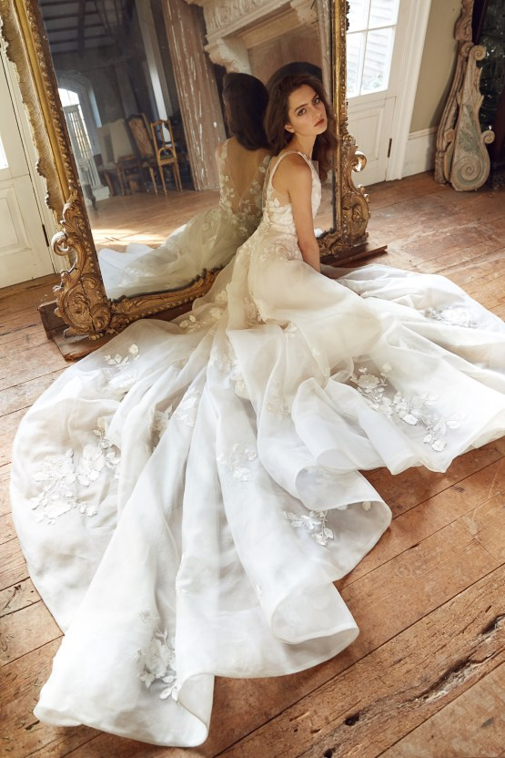The Romantic & Luxurious Jenny Yoo Bridal Wedding Dress Collection 27