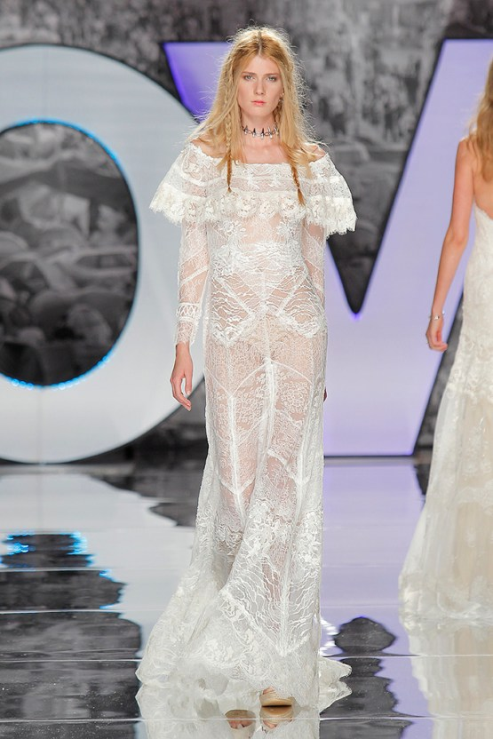 The Sexy & Embellished New Yolan Cris Wedding Dress Collections | IRAZU (2)