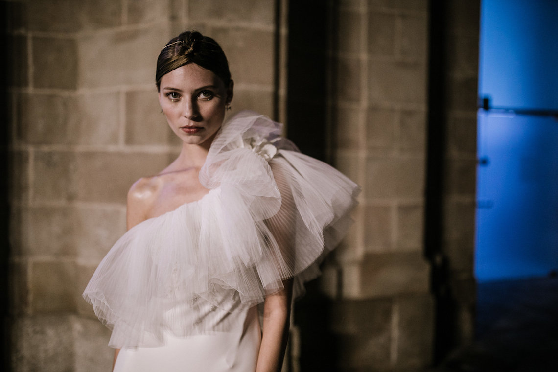 The Sexy & Embellished New YolanCris Wedding Dress Collections | Couture 6