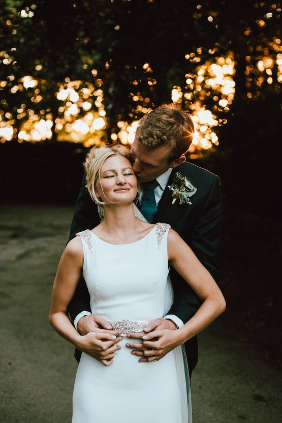 Totally Chic English Wedding With A Sweet Boat Ride   Oak & Blossom 10