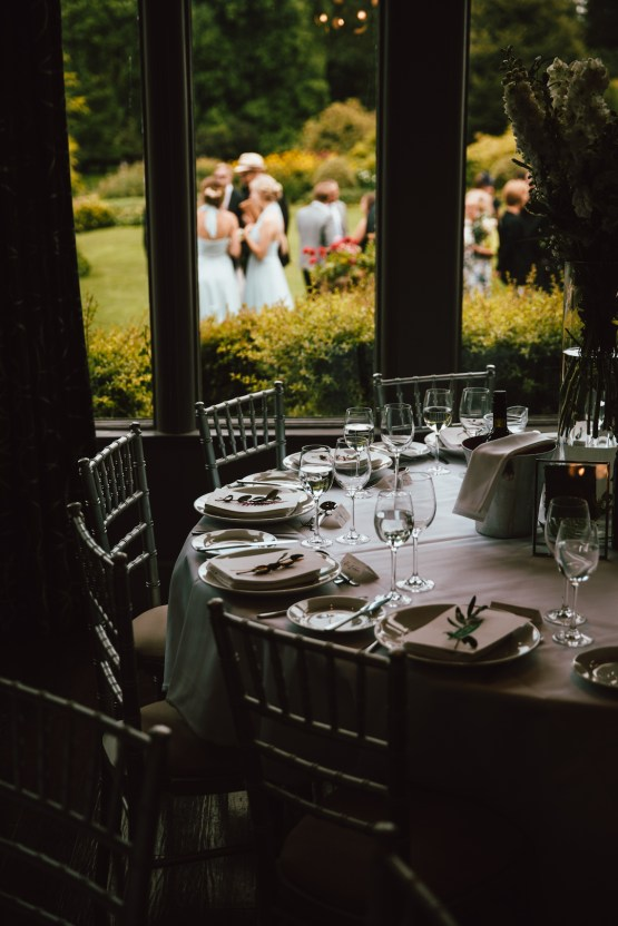 Totally Chic English Wedding With A Sweet Boat Ride   Oak & Blossom 17
